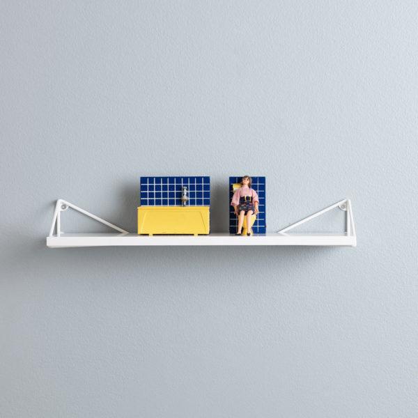 Petite étagère murale blanche Pythagoras XS