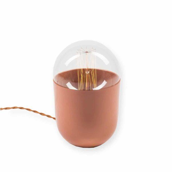 lampe à poser minimaliste Coco nude Koska