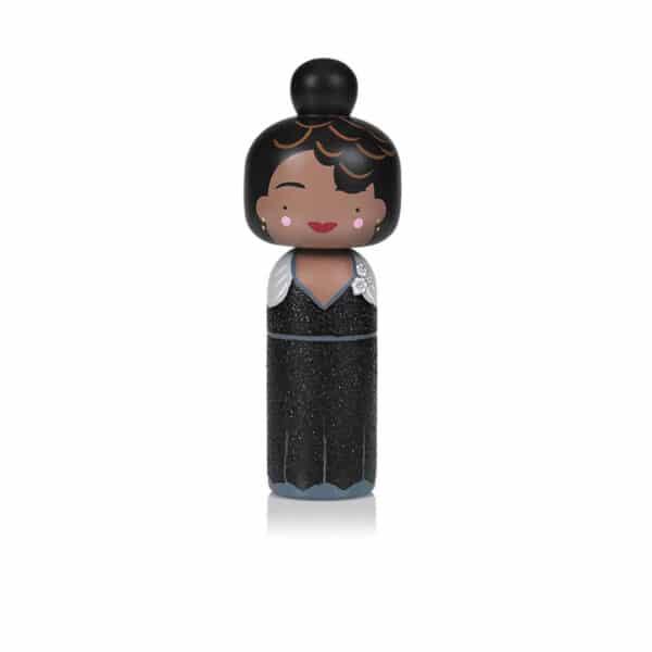 Figurine bois Ella Fitzgerald, Lucie Kaas